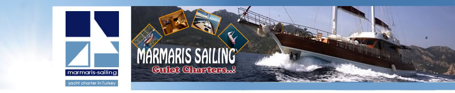 Bareboat Charter Turkey and Professional Yacht Charter Service with Marmaris Sailing