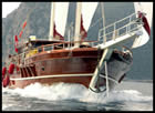 Yacht Charter in Marmaris Turkey, Turkish Yachts For Rent